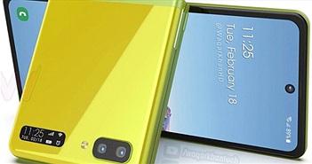 Tròn xoe mắt với video ý tưởng Galaxy Fold 2