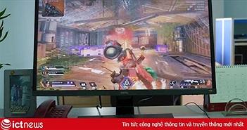 Màn hình BenQ EW3270U: 4K HDR sắc nét, tích hợp các công nghệ an toàn cho game thủ