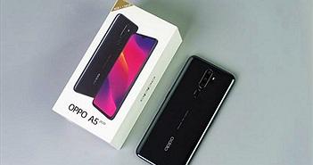OPPO A5 2020 được bổ sung thêm phiên bản 6GB RAM
