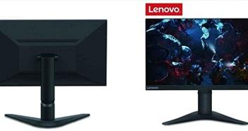 Màn hình chơi game Lenovo G25-10 ra mắt: 144Hz, HDR, giá 258 USD